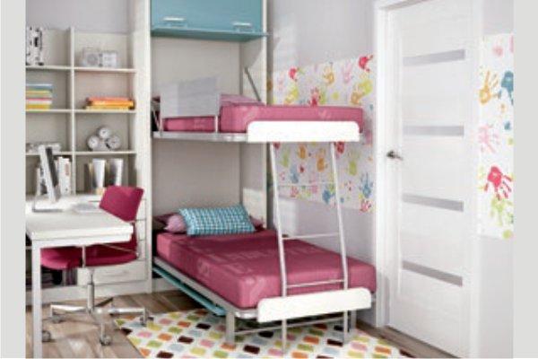 Literas dormitorio tienda liquidacion ofertas literas for Muebles dormitorio madrid