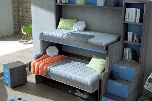 Dormitorio Tienda, Liquidacion, Ofertas Literas Juveniles Dormitorio