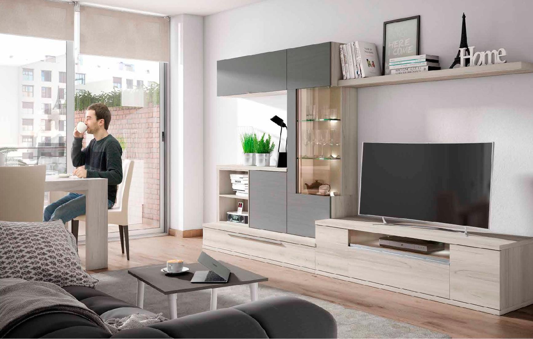 Muebles De Mamposteria De Salon Dise Os Arquitect Nicos  # Muebles Puchades