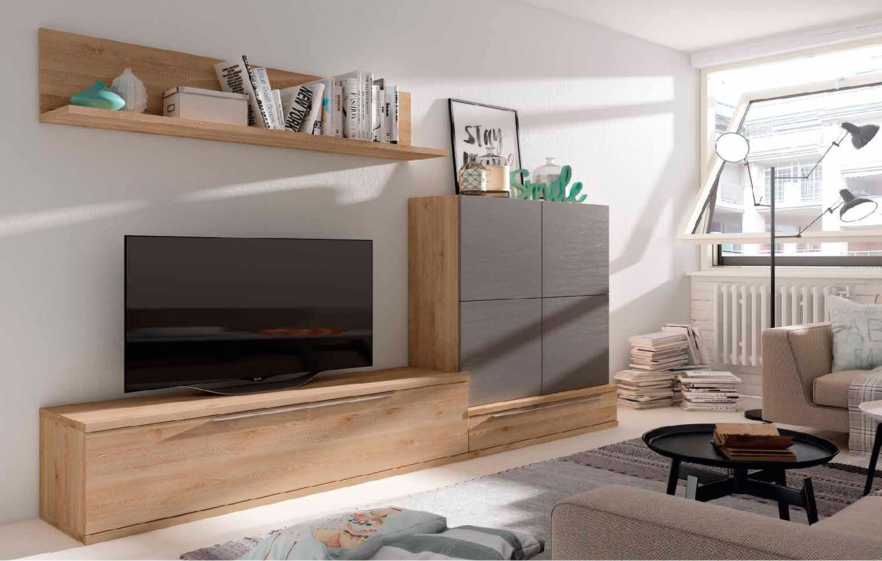Pino danés y organic lava - Muebles Adama Tienda de muebles en madrid