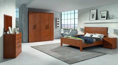 Espejo horizontal color cerezo muebles adama tienda de for Espejo horizontal