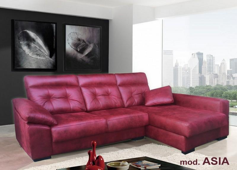 Chaise longue asia muebles adama tienda de muebles en madrid for Muebles de asia