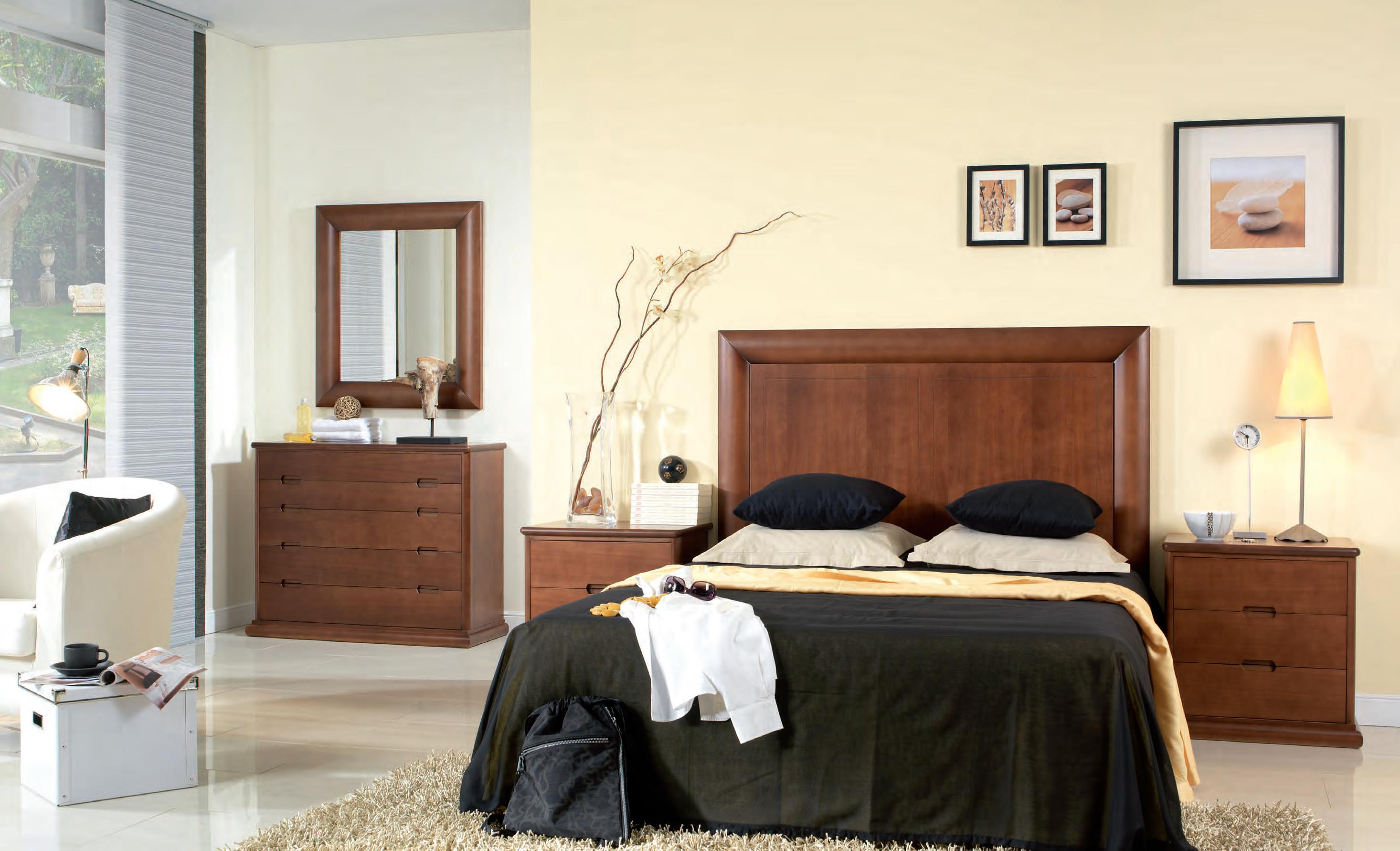 Dormitorio Matrimonio ORION
