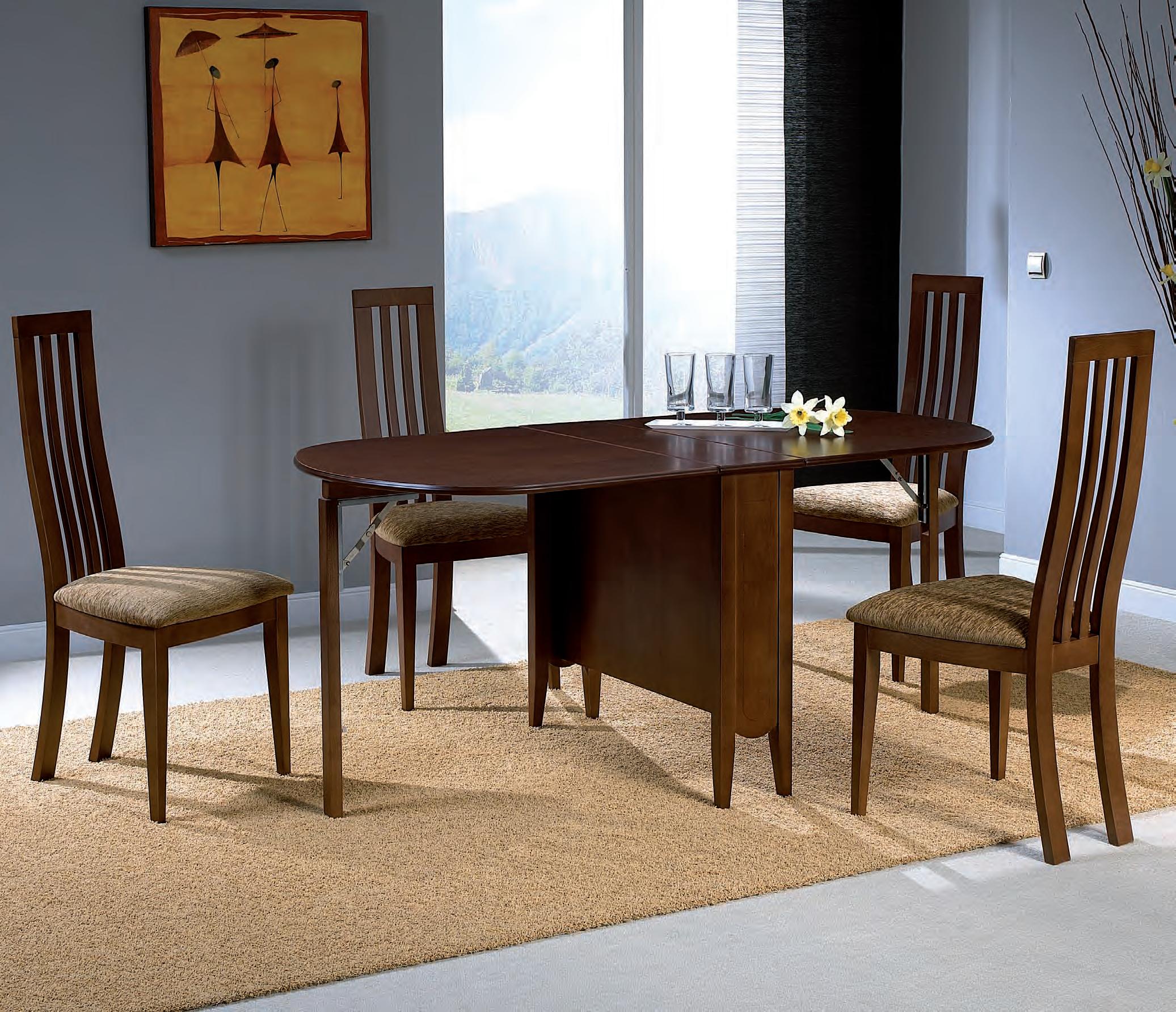 Mesa de alas muebles adama tienda de muebles en madrid for Muebles adama