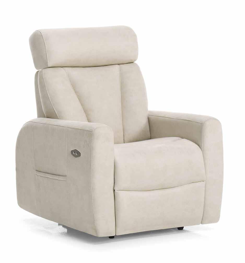 Sill n relax modelo jordania muebles adama tienda de for Sillon relax madrid
