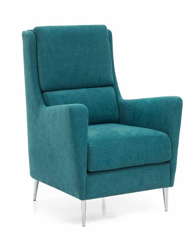 Elegante sillón modelo Florida