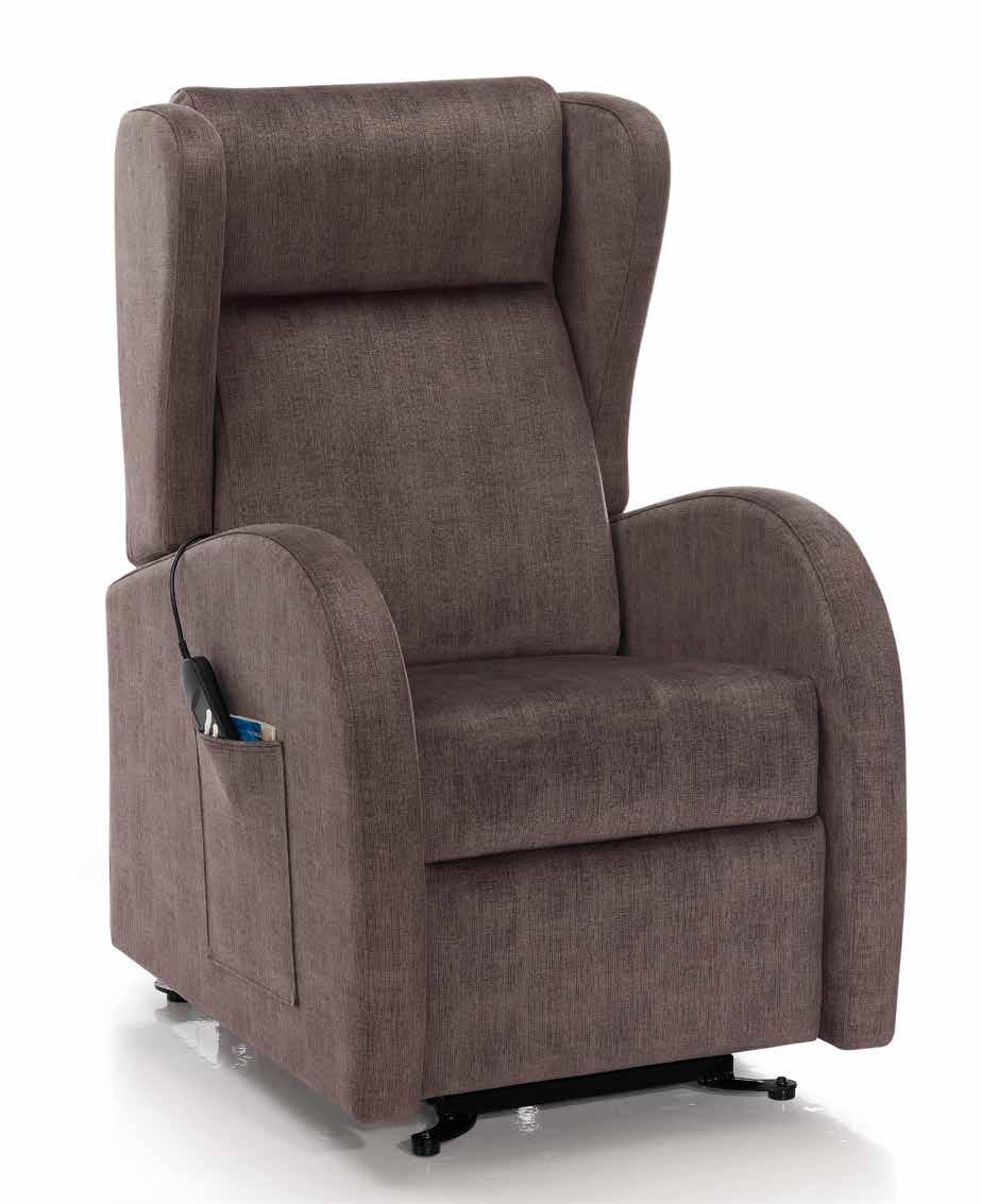 Sill n relax manual modelo bilbao muebles adama tienda for Sillon relax madrid