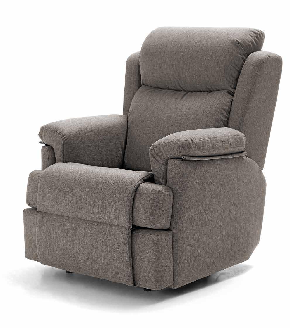Sill n relax modelo tauro muebles adama tienda de for Sillon relax madrid