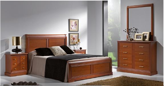 Dormitorio de matrimonio muebles adama tienda de muebles for Muebles adama