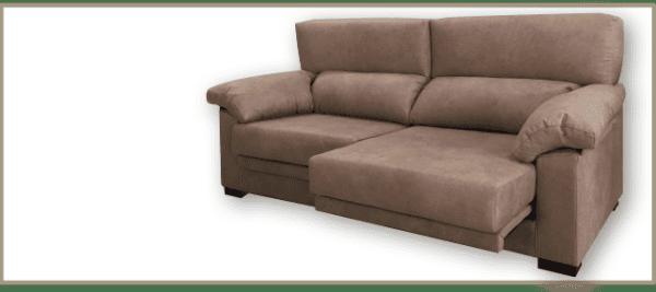 Sof 3 plazas asientos deslizantes 195x82x95 cms tela for Sofa 4 plazas asientos deslizantes