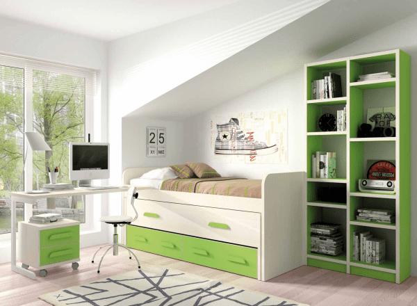 Dormitorio juvenil moderno muebles adama tienda de - Dormitorio juvenil moderno ...