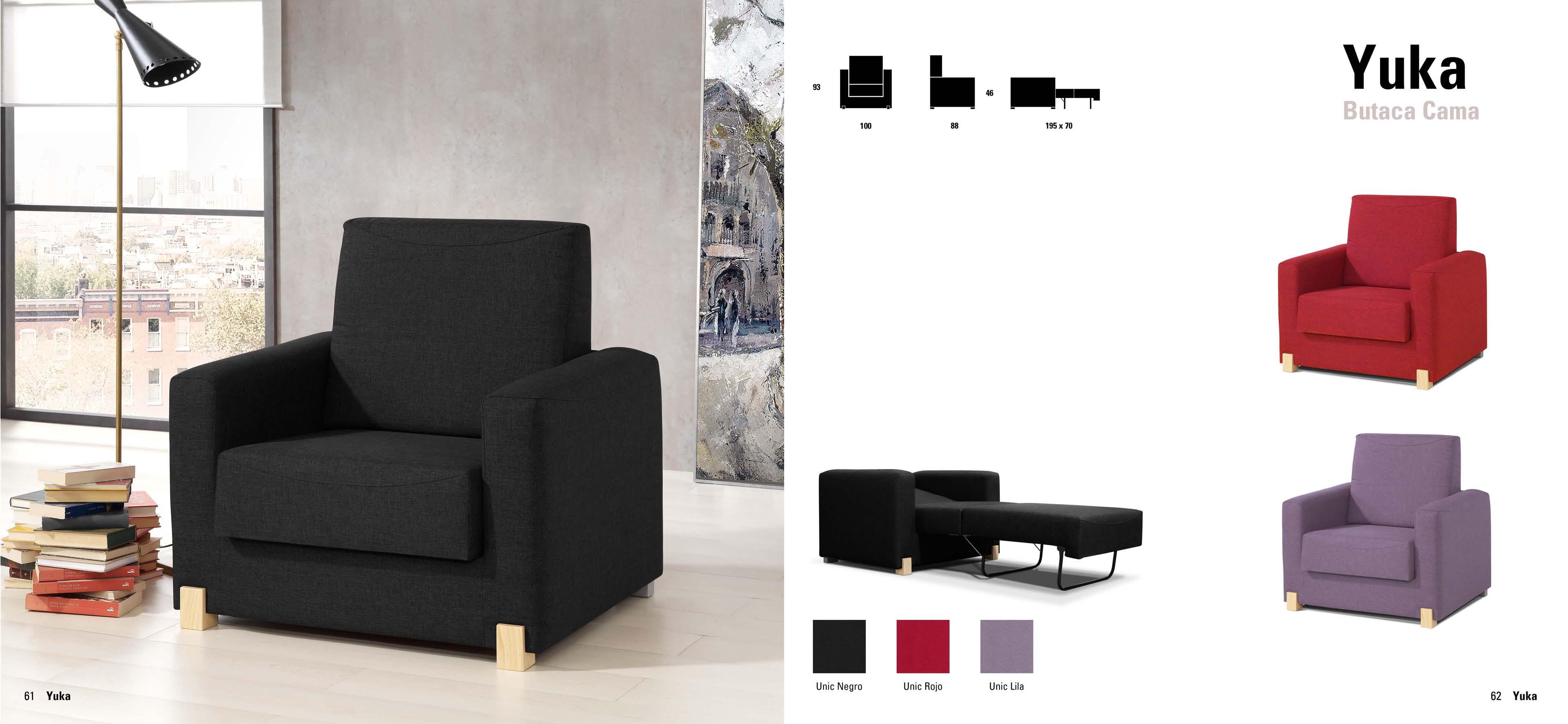 Sof cama 1 plaza muebles adama tienda de muebles en madrid for Sillon cama de 2 plazas