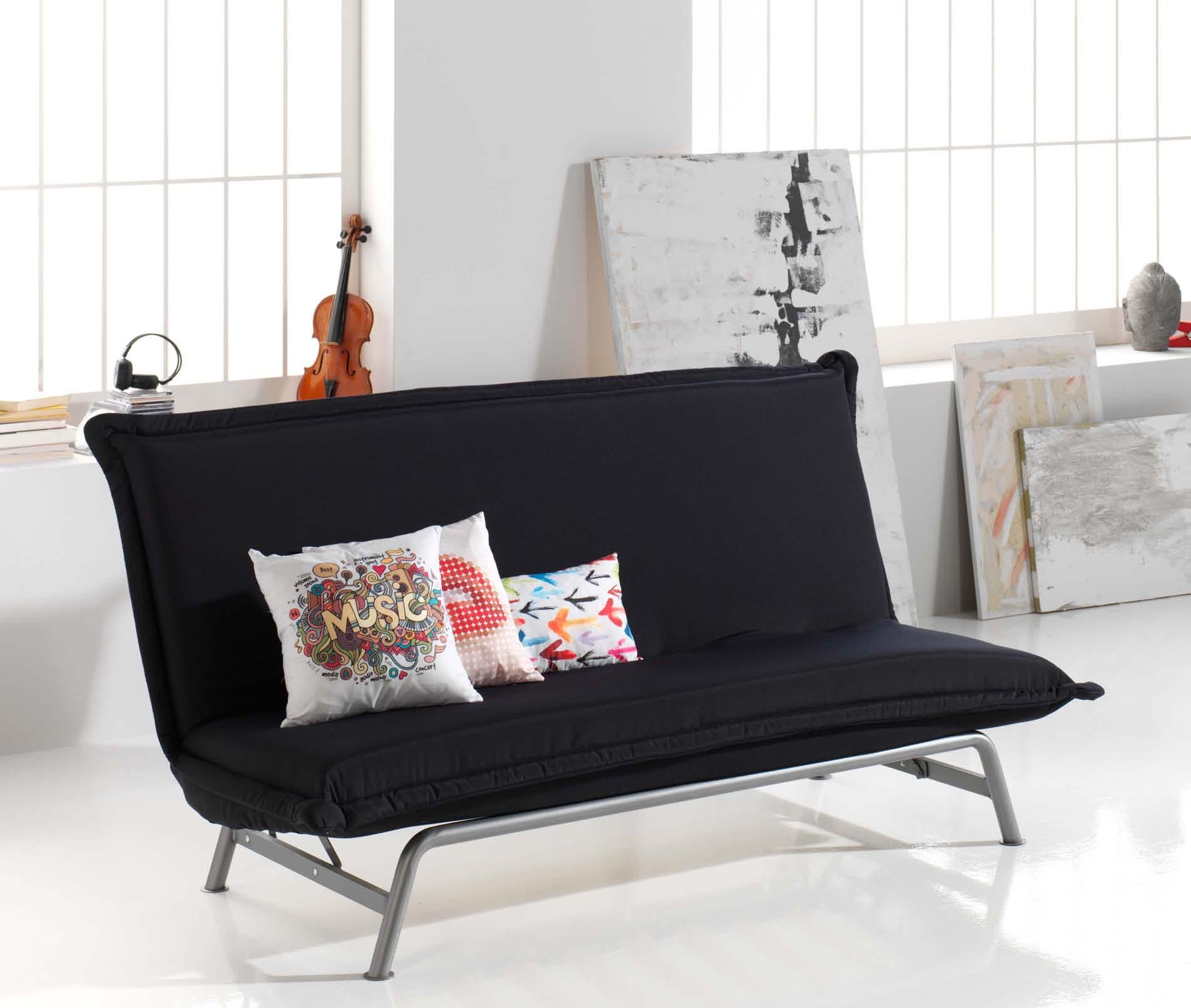 Sof cama dise o joven y actual muebles adama tienda de for Sofa actual