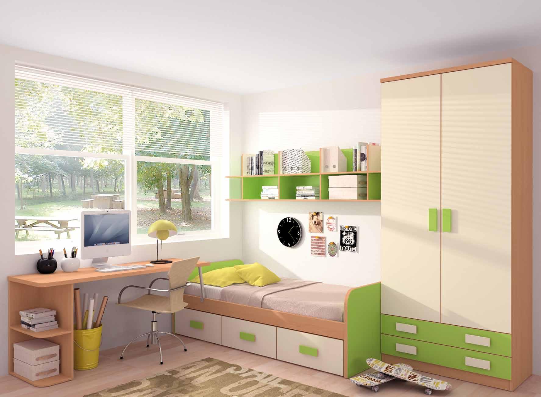 dormitorio juvenil completo muebles adama tienda de