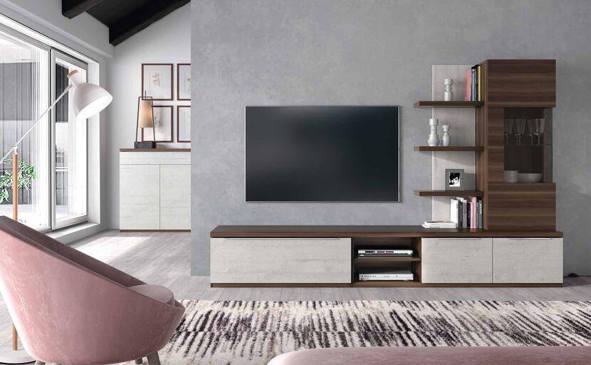 Muebles Cemento Estuco Veneciano Gris Cemento Paco Escriv Muebles  # Muebles Cemento Liviano