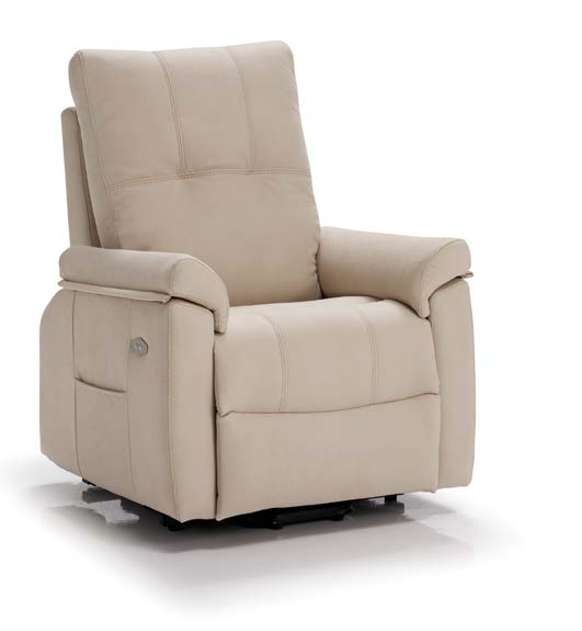 Sill n relax con motor de pared o el ctrico muebles for Sillon relax madrid