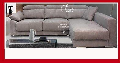 Sofá de 2 plazas y sillón relax eléctricos