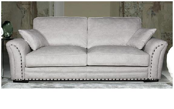 Sof 3 plazas cl sico muebles adama tienda de muebles en - Sofa cama clasico ...