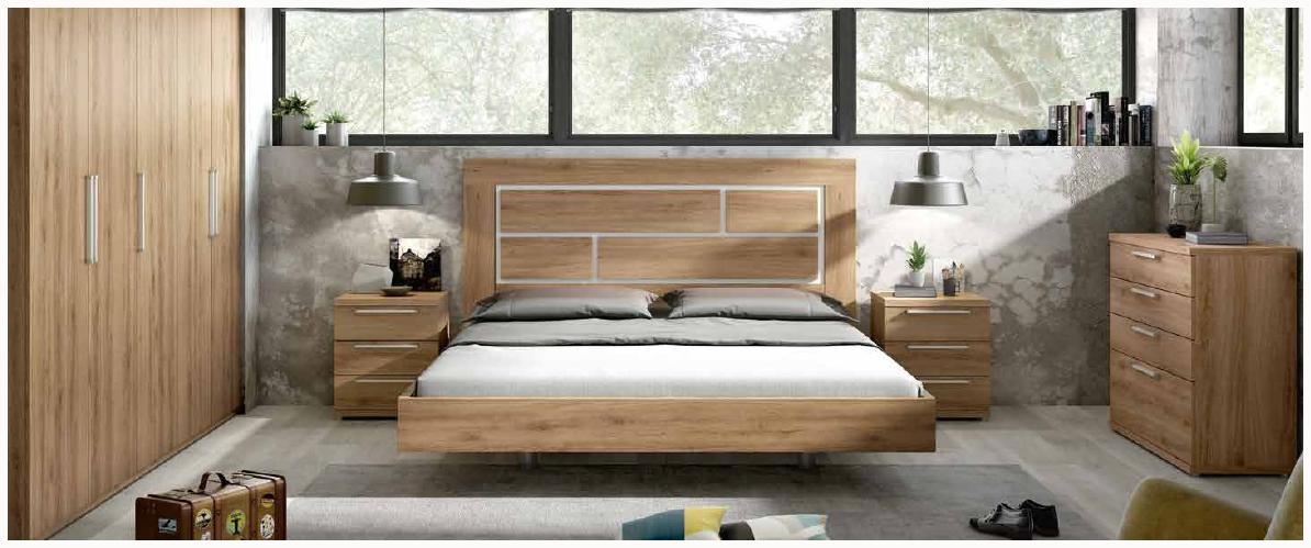 Cabecero para cama de matrimonio de 135 o 150 cms