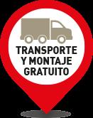 Transporte y montaje