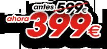 Precio Colchón de viscoelástica de 135x190