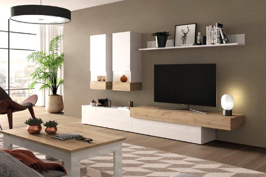 Composición actual Mueble de salón