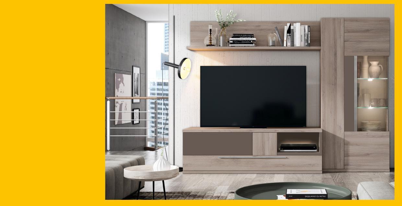Mueble modular moderno