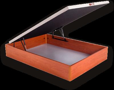 Canapé de madera abatible 135x190 cms