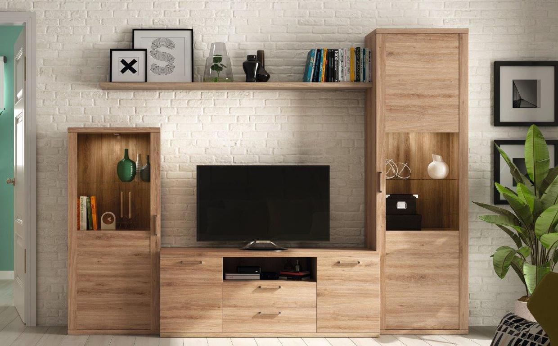 Mueble de comedor 260x42x198 cms