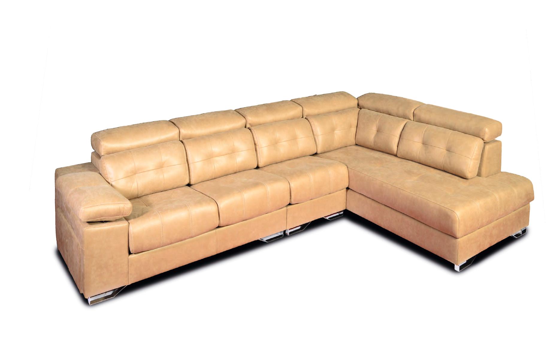 Sofá chaisselongue 3 asientos más chaisse